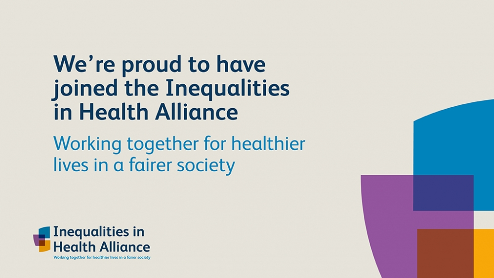 RCP Inequalities in Health Alliance Poster